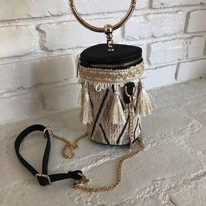 Bohemia Bolsa Bucket ladies crossbody bag